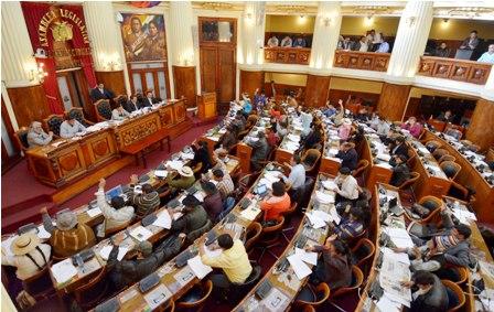 Eforo bolivia comunismo for Camara de diputados leyes