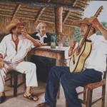 Enrique Alfonso, Ña Etelvina y el Camba Florencio