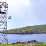 Seilbahn / Dursey Cable Car Ballaghboy Beara Peninsula County Cork Ireland