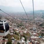 Seilbahn / Metrocable / Colombia